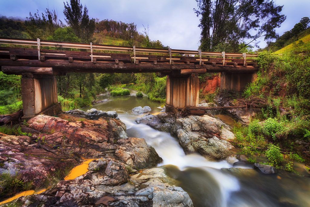 Barrington Tops Bridge